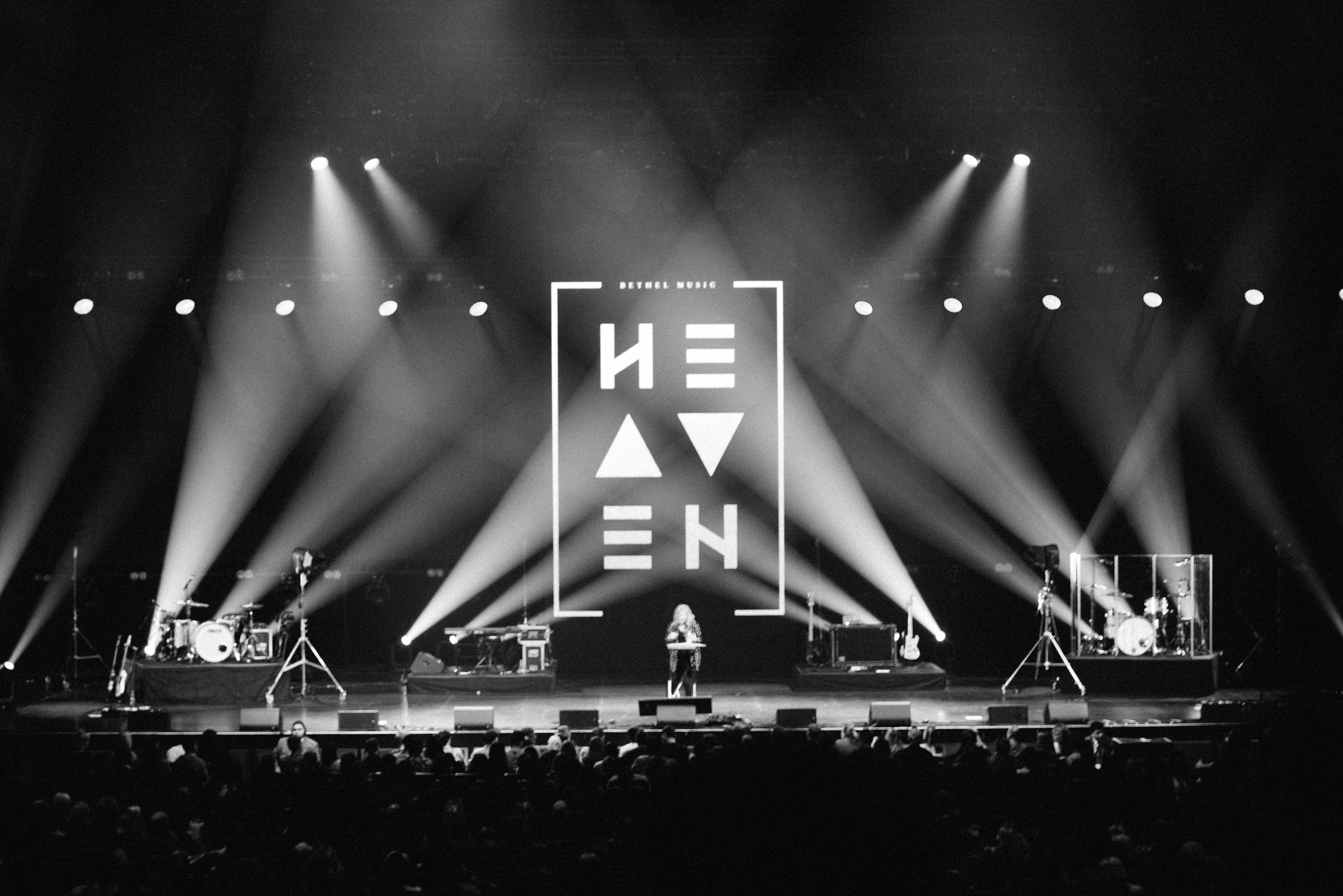 Heaven Come Stage